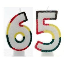 Age 65 - Happy 65th Birthday Party Balloons Banners & Decorations