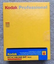 Kodak Ektachrome 64T 4x5 sheet sealed