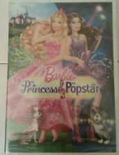 BARBIE: THE PRINCESS & THE POPSTAR NEW DVD