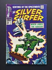 Silver Surfer #2  1st Appearance Of The Brotherhood Of Badoon