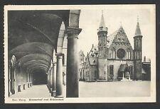 s. Gravenhage  Binnenhof met Ridderzaal