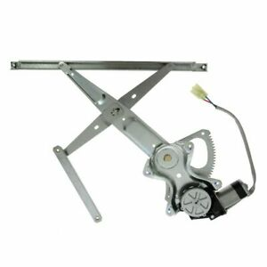 Power Window Regulator with Motor Driver Side Left LH for Prius Yaris tC xD