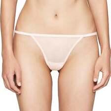 Calvin Klein Women SHEER MARQ Thong, Nympths Thigh
