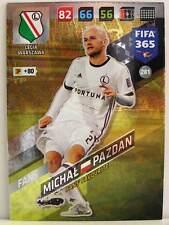 Panini Adrenalyn XL FIFA 365 2018 - #281 Michal Pazdan - Fans