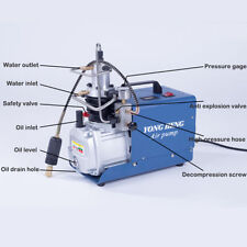 110V 30MPa PCP Electric High Pressure System Air Compressor Pump