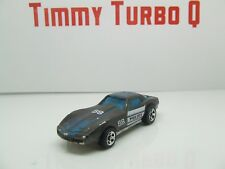 HOT WHEELS CORVETTE 1975 1981 POLICE COLOUR SHIFTER 68 BYWAY TO HIGHWAY RARE