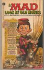"MAD Paperback: A Mad Look At Old Movies - Warner Books 1973 ""1st Printing"""