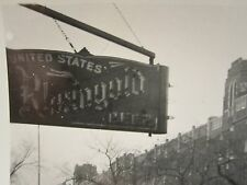 ANTIQUE UNITED STATES RHEINGOLD BEER NEON SIGN CHICAGO SAILOR MAIN ST USA PHOTO