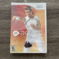 Nintendo Wii - EA Sports Active: Personal Trainer - New Sealed! No Strap