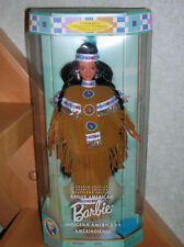 Barbie Native American Dolls ot the World Indianerin Collector 1997 NRFB