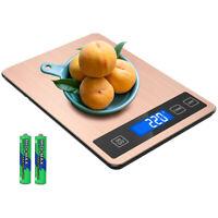 1gram&15kg Digitale Edelstahl Küchenwaage Haushaltswaage_Digitalwaage Briefwaage