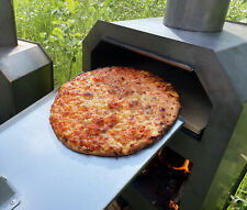 More details for pizza oven bbq grill barbecue garden party wood burner chimney smoker camping