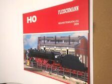 Neuheitenkatalog HO FLEISCHMANN 2009 Deutsch  - Katalog - Catalogo
