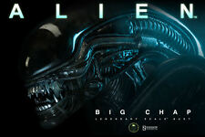 Sideshow ALIEN BIG CHAP BUST Legendary Scale LIMITED EDITION MINT FACTORY SEALED