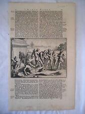 Théodore de BRY -  [Petits Voyages] - Voyage de RALPH FITCH