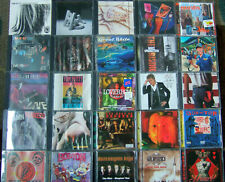 25 CD LOT TOM PETTY, TESLA, AEROSMITH, FOREIGNER, POISON, CHICAGO, HANSON PROMO!