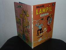 PAUVRE LAMPIL (LAMBIL & CAUVIN)  DUPUIS JANVIER 1990