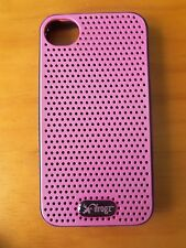 Black and pink iPhone 4/4s phone case