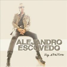 Big Station by Alejandro Escovedo (CD, Jul-2012, Fantasy) BRAND NEW PROMO