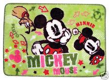 Disney Mickey Mouse bathroom MAT Door Kitchen mats RUG carpet kitchen minnie