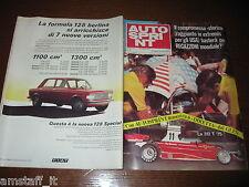 AUTOSPRINT 1974/40=FERRARI 312 T '75=FIAT BERLINA 128=