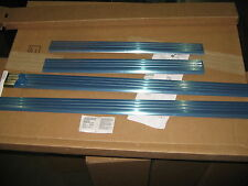 Genuine GM Brushed Stainless Steel Sill Plates 4 DOOR Trucks and SUV - 17802415