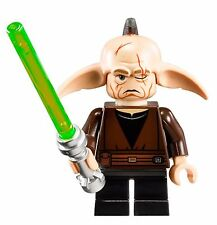 LEGO STAR WARS EVEN PIELL JEDI MASTER NEW FROM SET 9498 NEW CLONE WARS SERIES