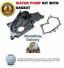 FOR TOYOTA AVENSIS COROLLA PICNIC 2.0D 2.0TD 2.2TD 1998--> NEW WATER PUMP KIT