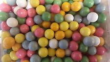 100 GUMBALLS - BUBBLE GUM REFILLS FOR MACHINES TUTTI FRUITY FLAVOUR