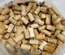 100 Used Wine Corks - Craft, Weddings, Arts, Fishing, Homebrew [ FREE SHIPPING ]