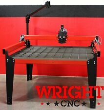 WRIGHT CNC PLASMA CUTTING TABLE 4ft x 4ft