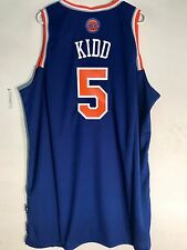 Adidas Swingman NBA Jersey New York Knicks Jason Kidd Blue sz 2X