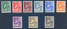 British Virgin Islands 1938 Defs. to 2sh6d on chalky paper mint (2016/011/07#04)