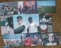 Giants,Candlestick, Seals Stadium, Mays, McCovey, Alou, 1960s- (30) Orig.Photos