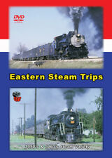 Eastern Steam Trips 1950-1960s Variety DVD Greg Scholl Norfolk & Western N&W B&O
