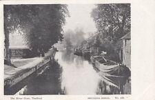 THETFORD( Norfolk) :  The  River Ouse-BOUGHTON 416