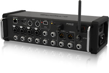 Midas MR12 12 Input Digital Mixer for iPad/Android Tablets with 4 Pro Preamps