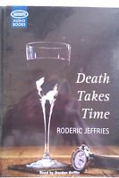 Death Takes Time: Roderic Jeffries: Unabridged Cassette Narr Gordon Griffin