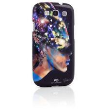 White Diamonds Handy-Cover Nafrotiti Case f. Samsung Galaxy S3 schwarz Swarovski