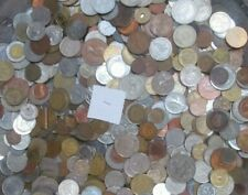 â� 5 Pounds Foreign World Coins -Unsorted Lots - Very Good Variety