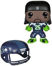2014 Funko POP! NFL Richard Sherman Action Figure Seattle Seahawks