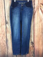 A Pea In The Pod Maternity Jeans Sz XS, (29x32) Blue Wash, C109
