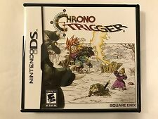 Chrono Trigger - Nintendo DS - Replacement Case - No Game