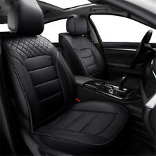 Luxury PU Leather Car Seat Covers for Mercedes Benz W203 C E S CLS CLK CLA SLK