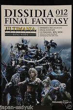 JAPAN Dissidia 012 Final Fantasy Ultimania Rpg Side 2011