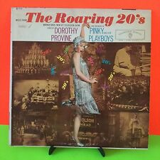 Music from The Roaring 20's TV Show Pinky and her Playboys LP  1960