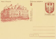 Poland prepaid postcard (Cp 786) PSZCZYNA