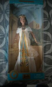 MATTEL DOLLS OF THE WORLD PRINCESS OF THE NILE BARBIE NEW IN BOX COLLECTOR