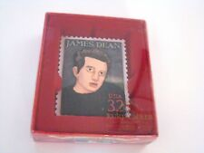 1998 USPS JAMES DEAN Collectible Stamp Ornament KURT S. ADLER IN BOX NRFB