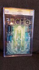 Echo 12 cgc 9.8 ss Terry Moore Abstract Studios